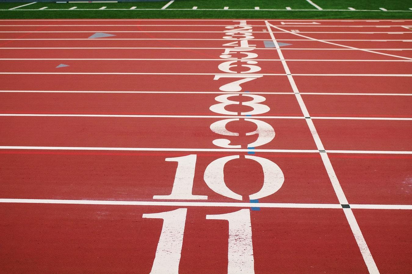 Estabelecer objetivos para 2018 - Atletismo
