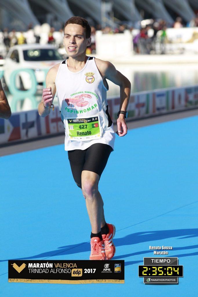 Maratón Valencia Trinidad Alfonso 2017 - Renato Sousa