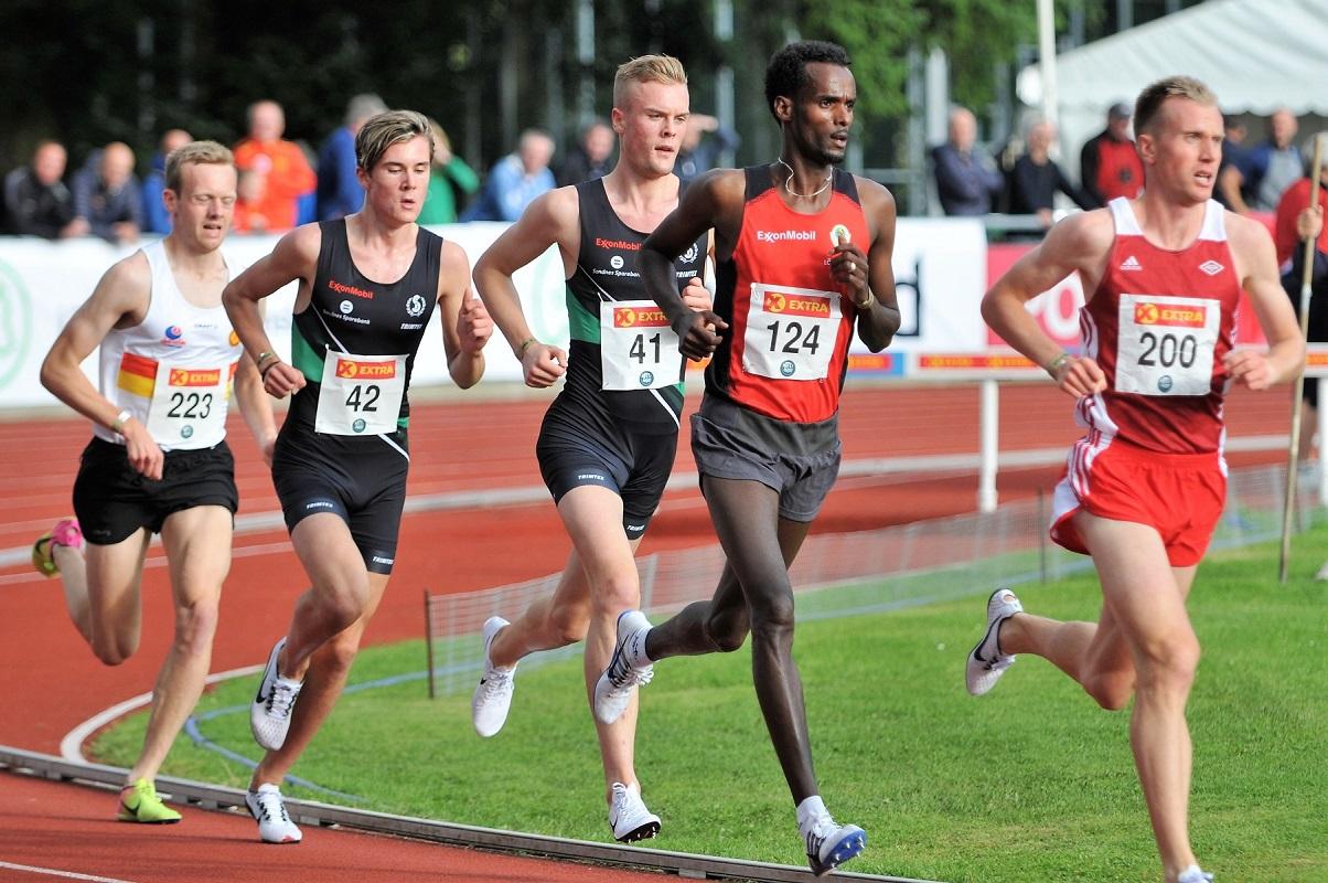 Sondre Moen e as acusações após o novo Recorde Europeu da Maratona