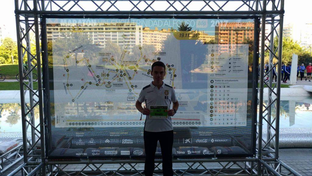 Maratona de Valência 2017 - Expo