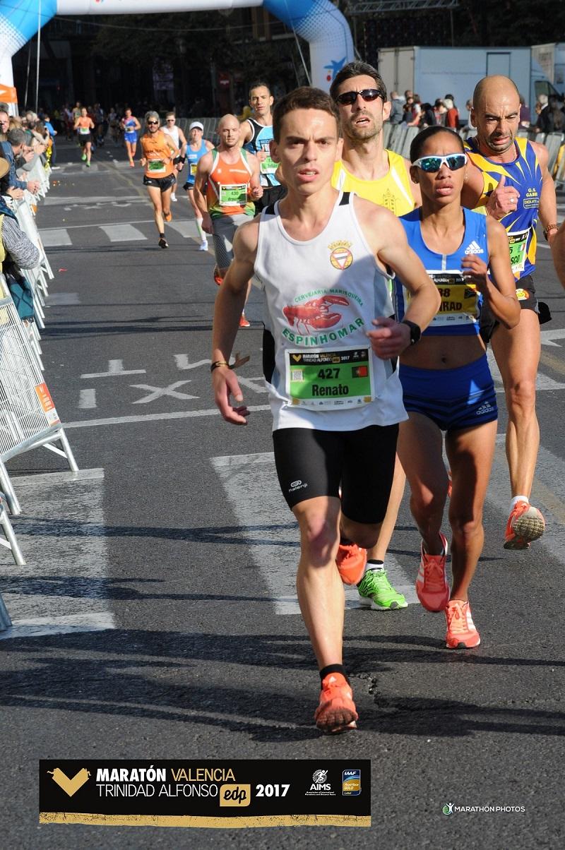 Maratona de Valência 2017 - Percurso