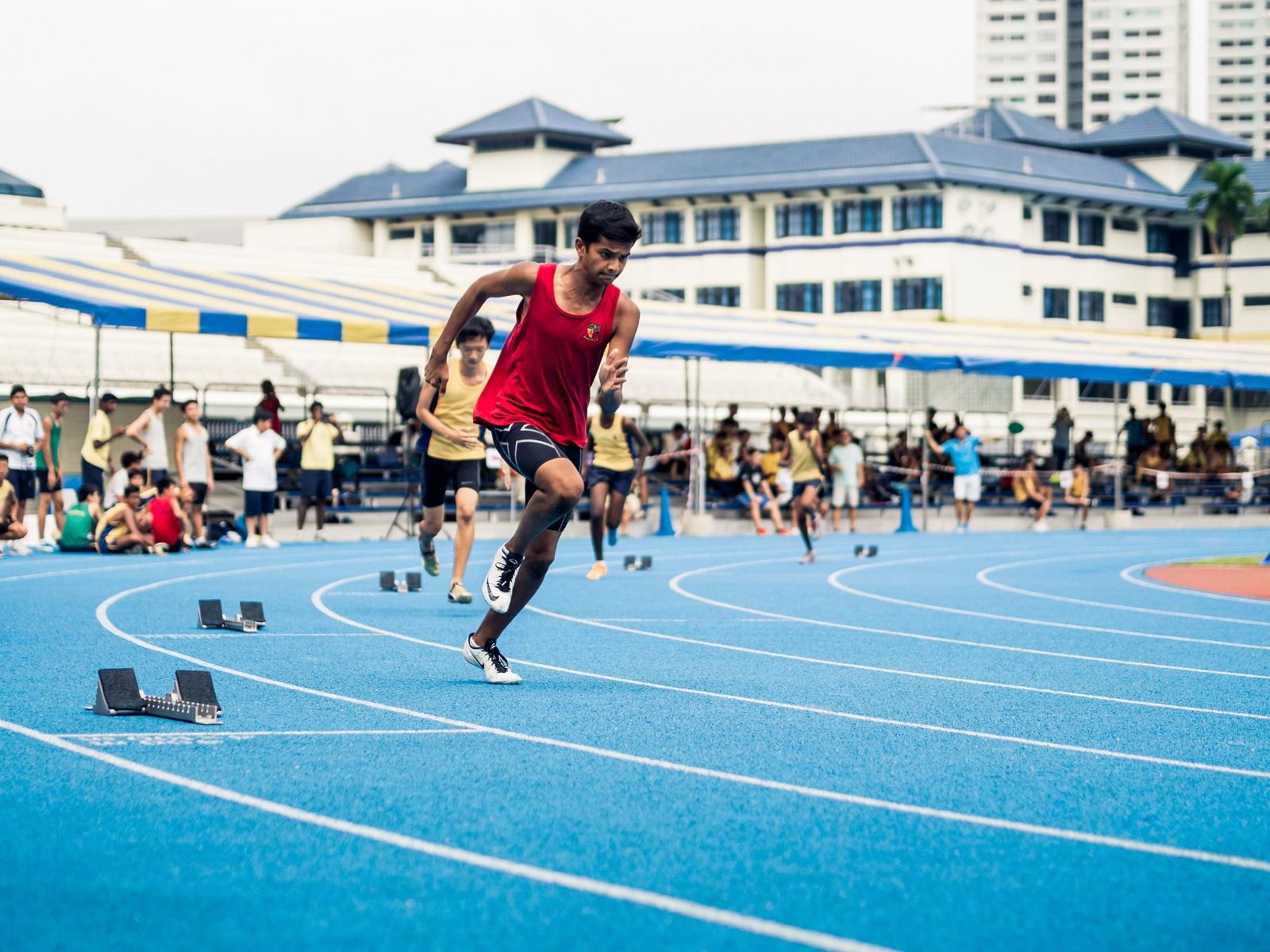 importância da memória muscular no Atletismo