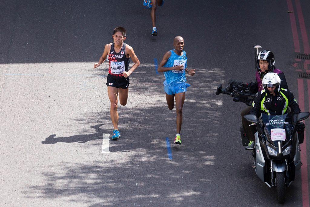 Treinar ou descansar após a Maratona - Yuki Kawauchi