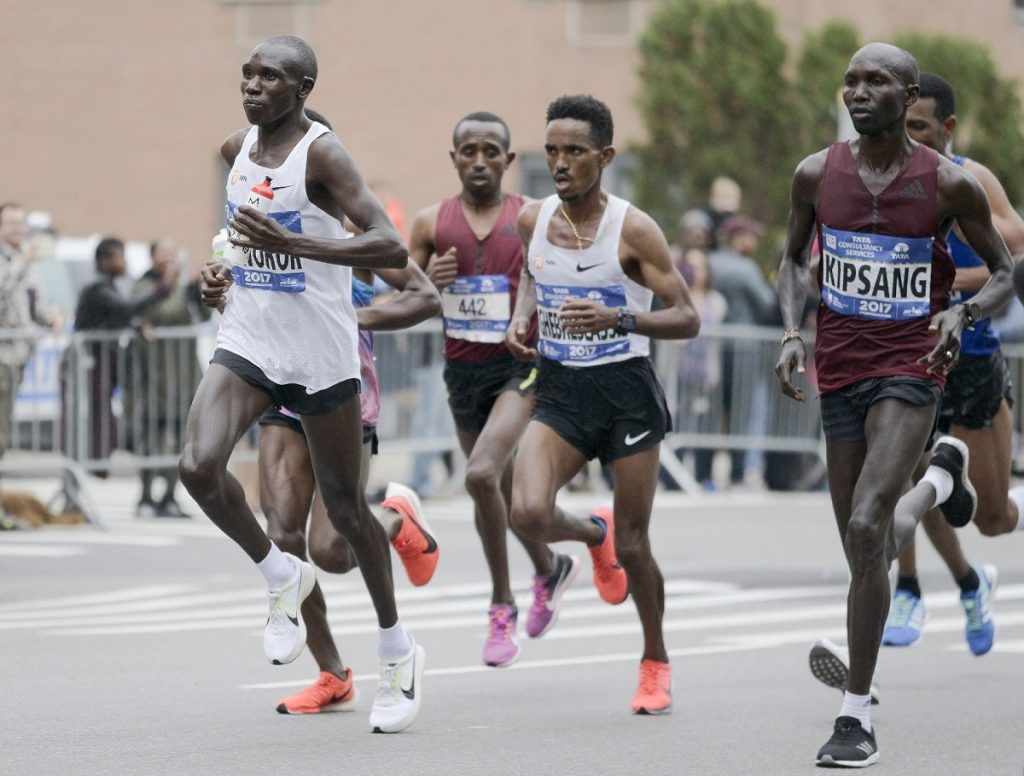 Geoffrey Kamworor - Vencedor Maratona Nova Iorque 2017