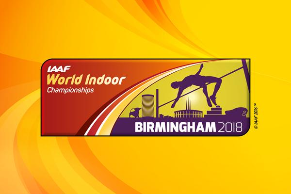 Campeonatos Mundiais Atletismo Pista Coberta - Birmingham 2018 IAAF