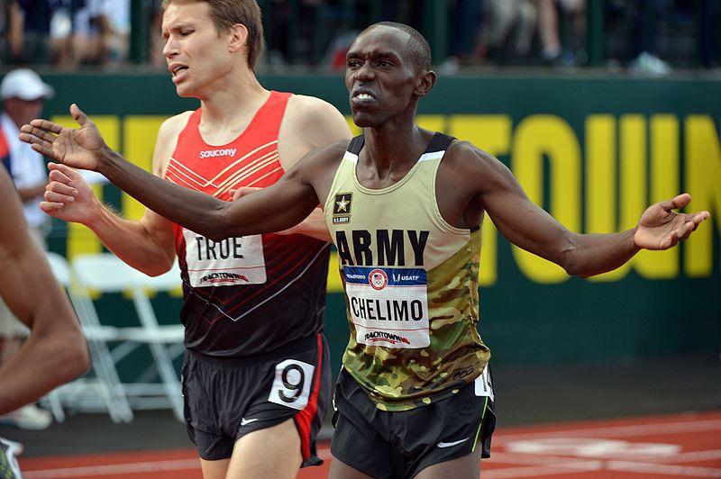 Mundiais Atletismo Pista Coberta – Birmingham 2018: Dia 2 - Paul Chelimo