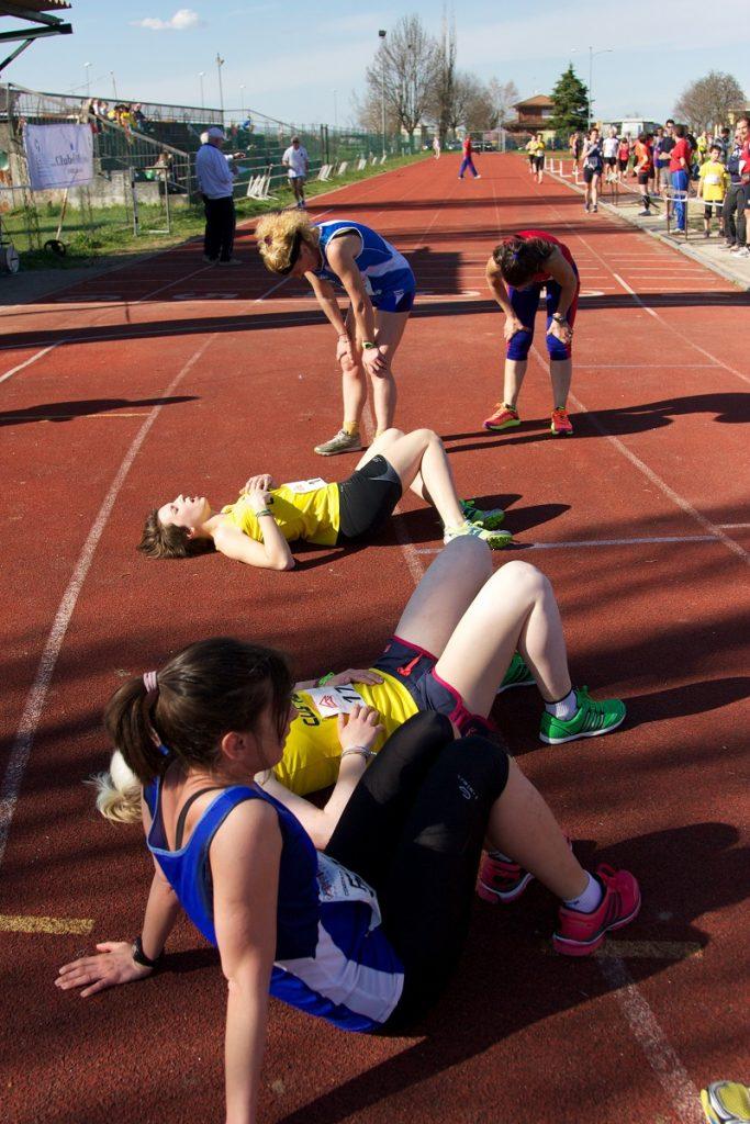 impacto das opiniões dos amigos nas nossas provas - Atletismo