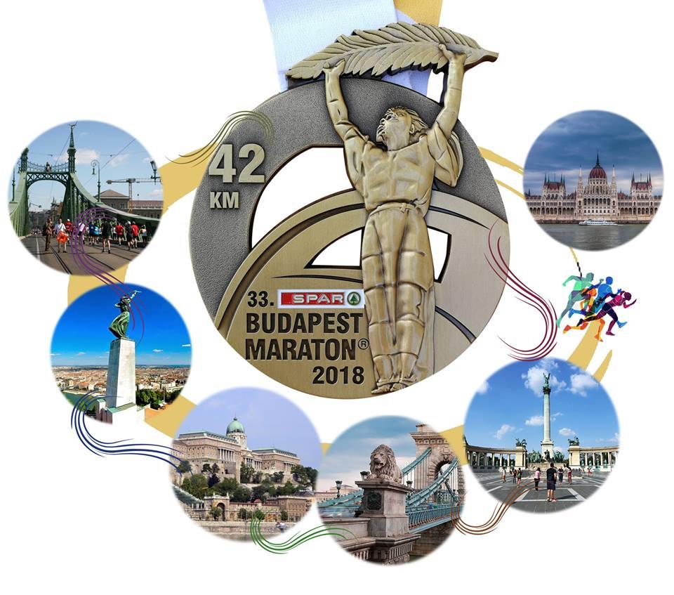 Maratona Budapeste - Missão 2:30