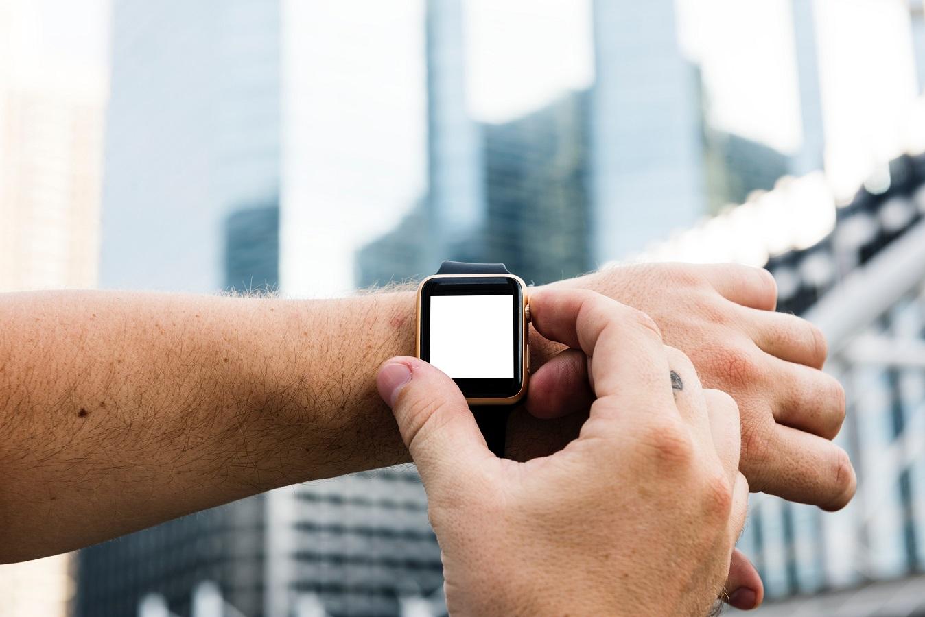 Roubados pelos próprios relógios GPS - Atletismo