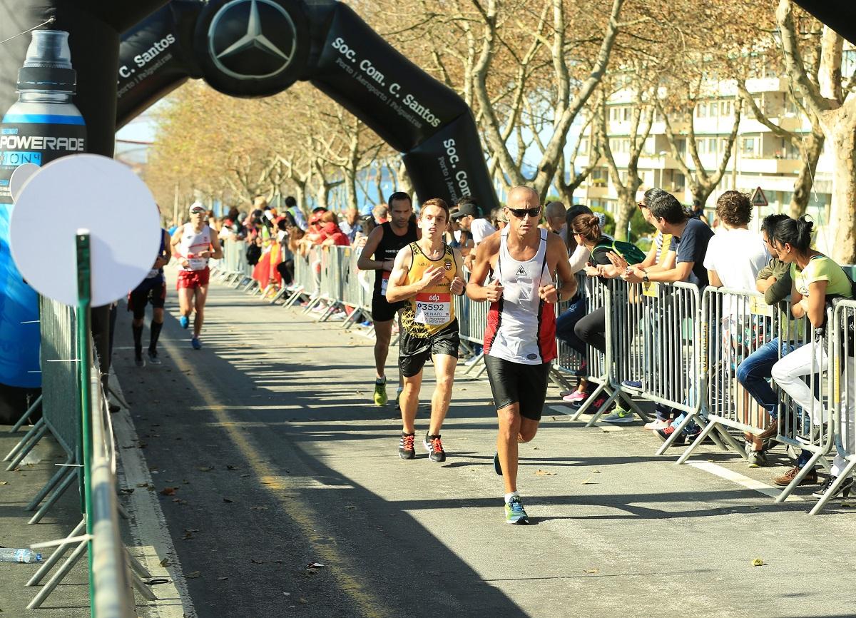 A Minha Primeira Maratona - Porto 2015
