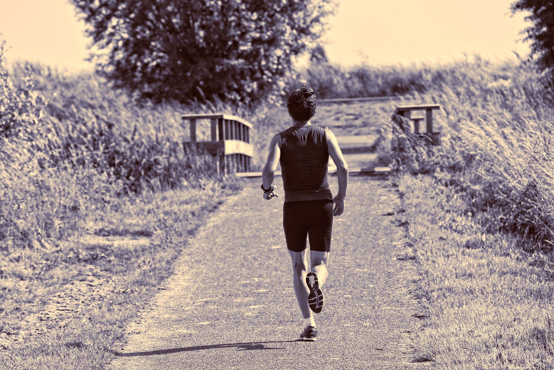 O que significa Correr? - Atletismo