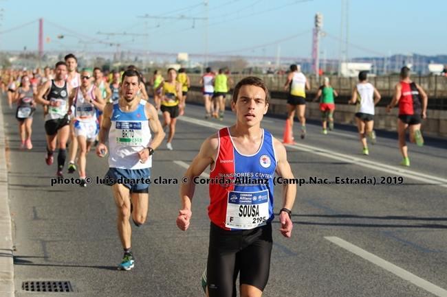A primeira experiência no Campeonato Nacional de Estrada - Vida de Maratonista