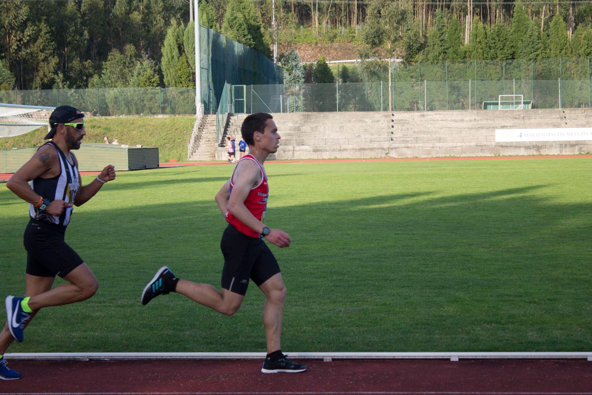 A minha primeira experiência no Atletismo de Pista