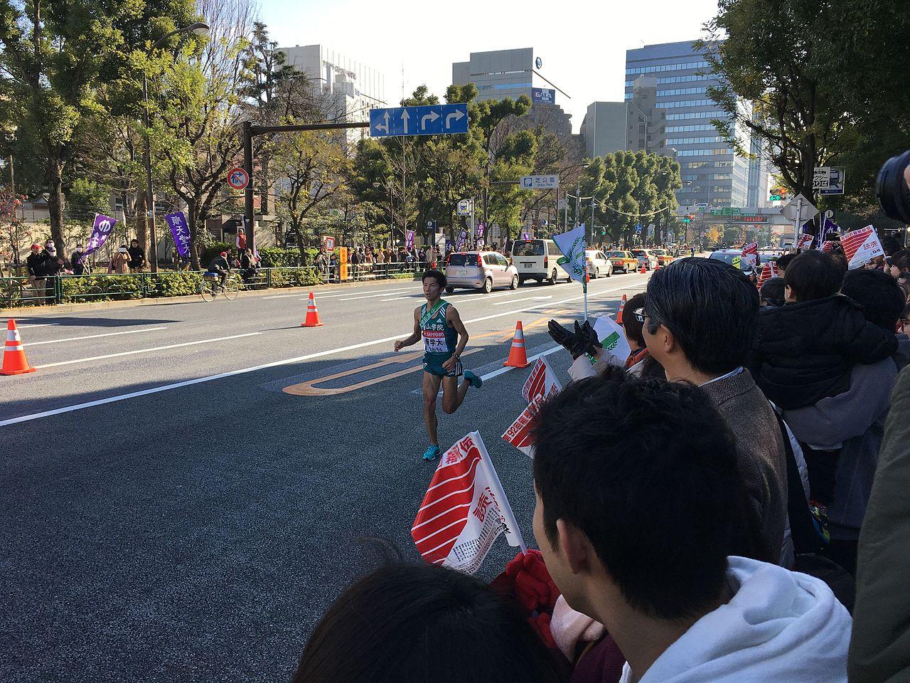 Hakone Ekiden - A corrida universitária japonesa com 218 km de extensão