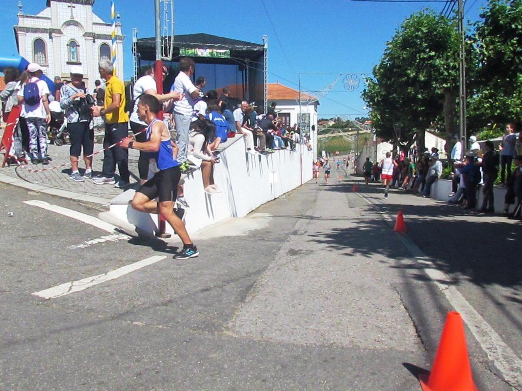 Grande Prémio Atletismo de Guilhovai - Vida de Maratonista