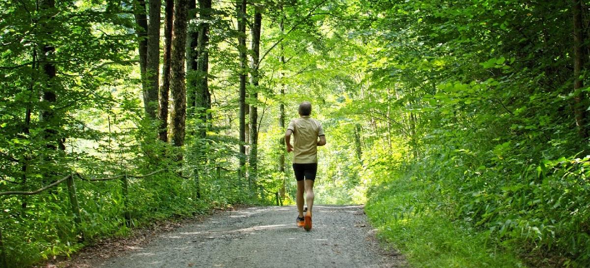 Atletismo em contacto com a Natureza