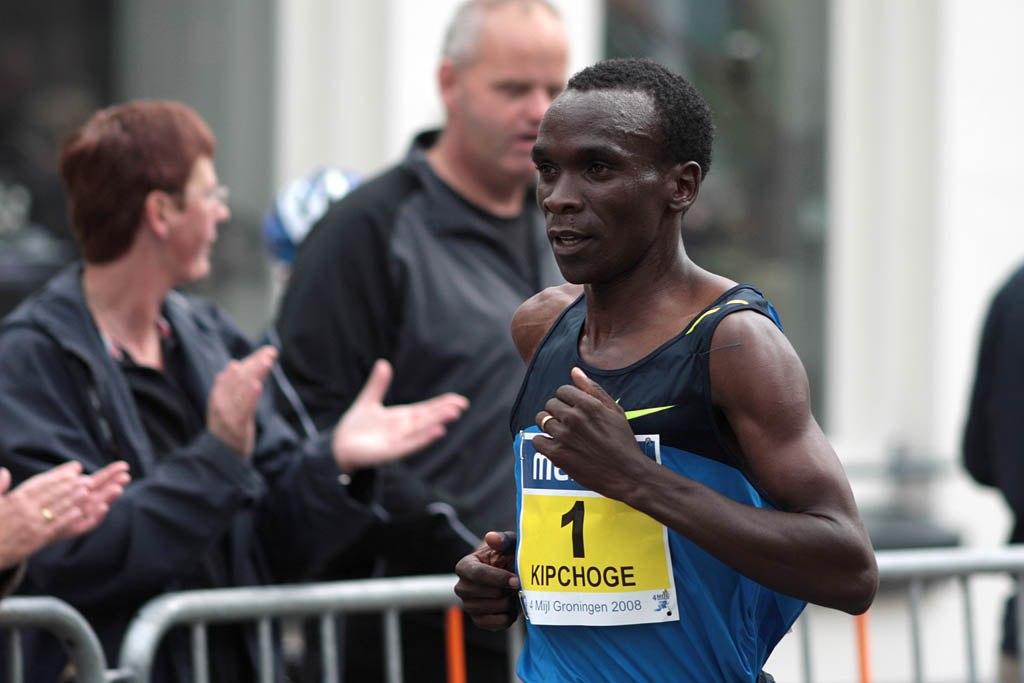 consequências corrida Eliud Kipchoge menos 2 horas