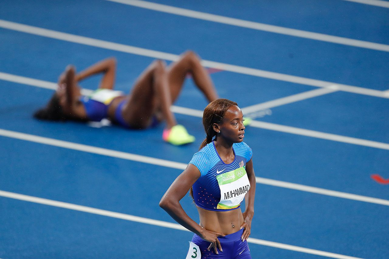 Kipchoge Dalilah Muhammad atletas do ano World Athletics