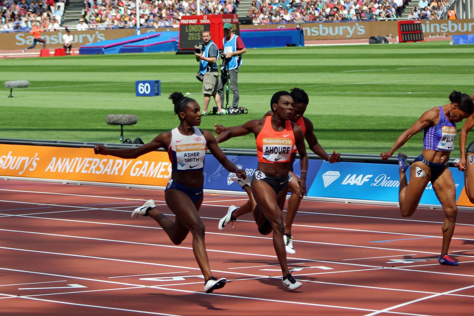 Dina Asher-Smith atleta ano 2019 Sunday Times