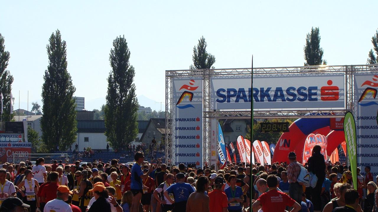 Maratona Sparkasse 3 Países - Sparkasse 3-Lander-Marathon