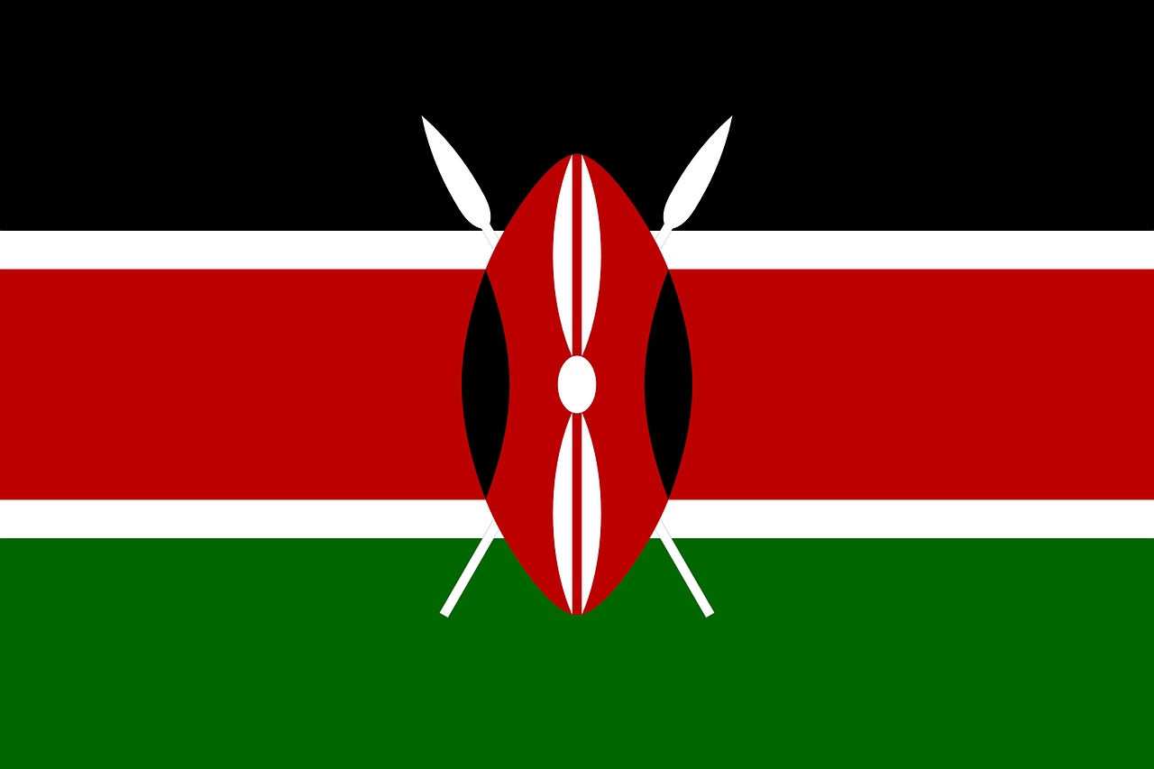 Bandeira do Quénia