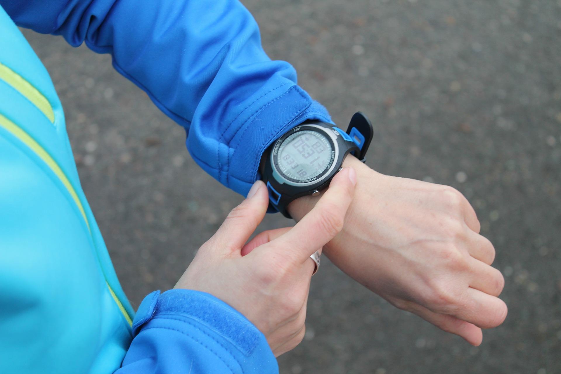 correr 10 quilómetros em negative split