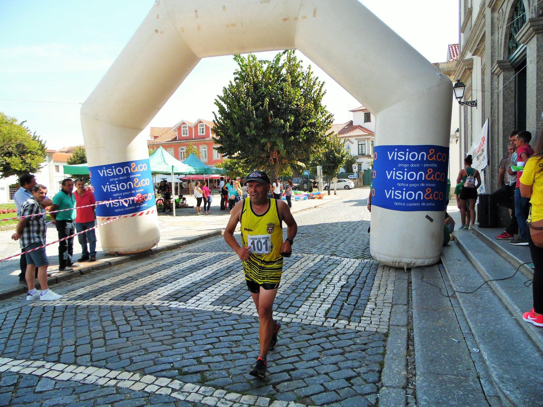 Joaquim Gomes - Atletismo Rio Largo Clube de Espinho - Corrida das Vindimas