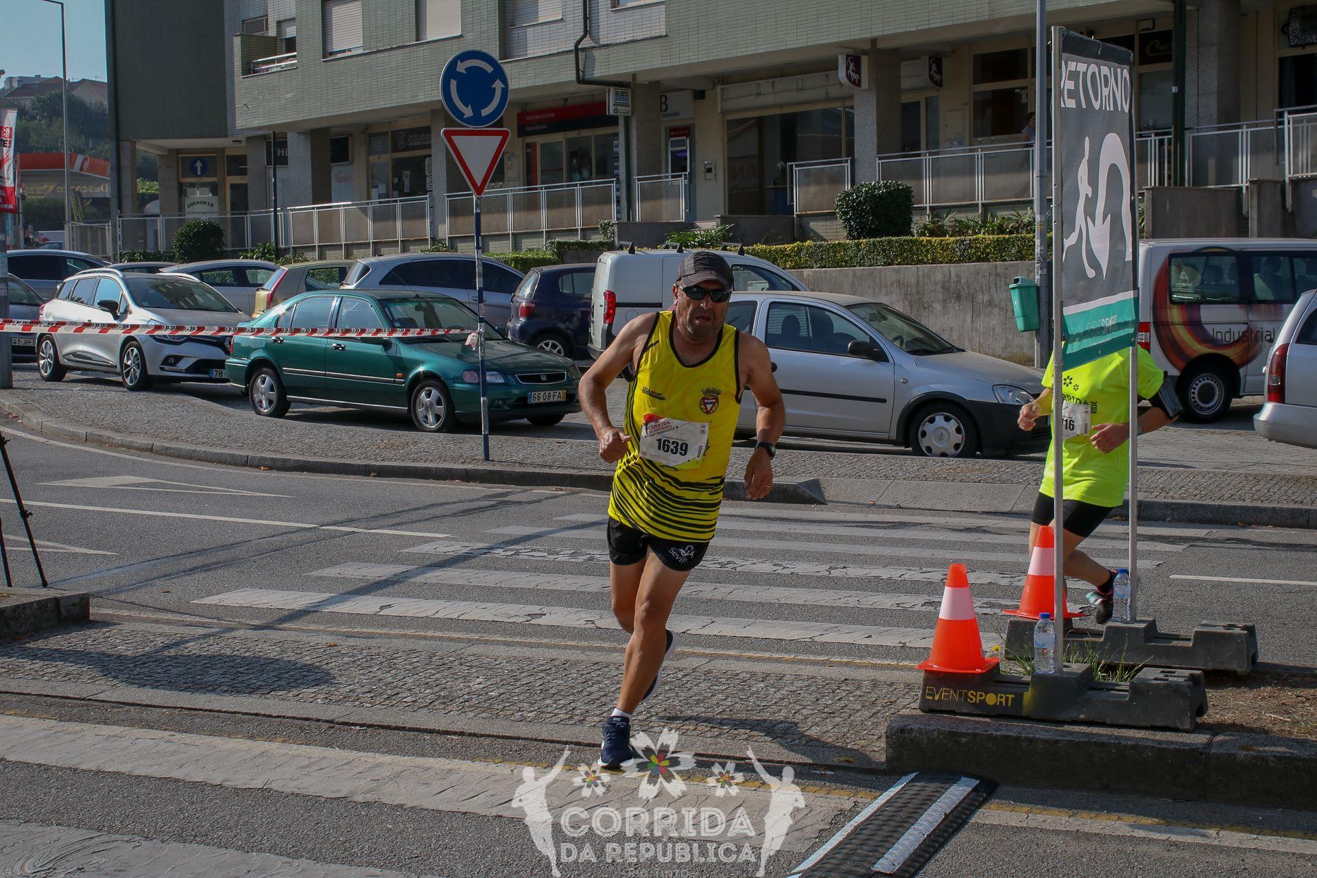 Joaquim Gomes - Atletismo Rio Largo Clube de Espinho
