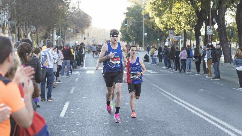 Maratona de Sevilha 2020 - Vida de Maratonista