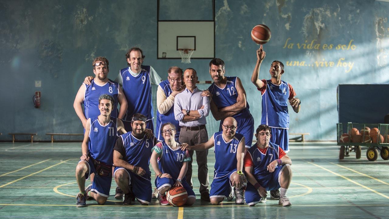 Filme Campeones 2018 - David Marqués & Javier Fesser