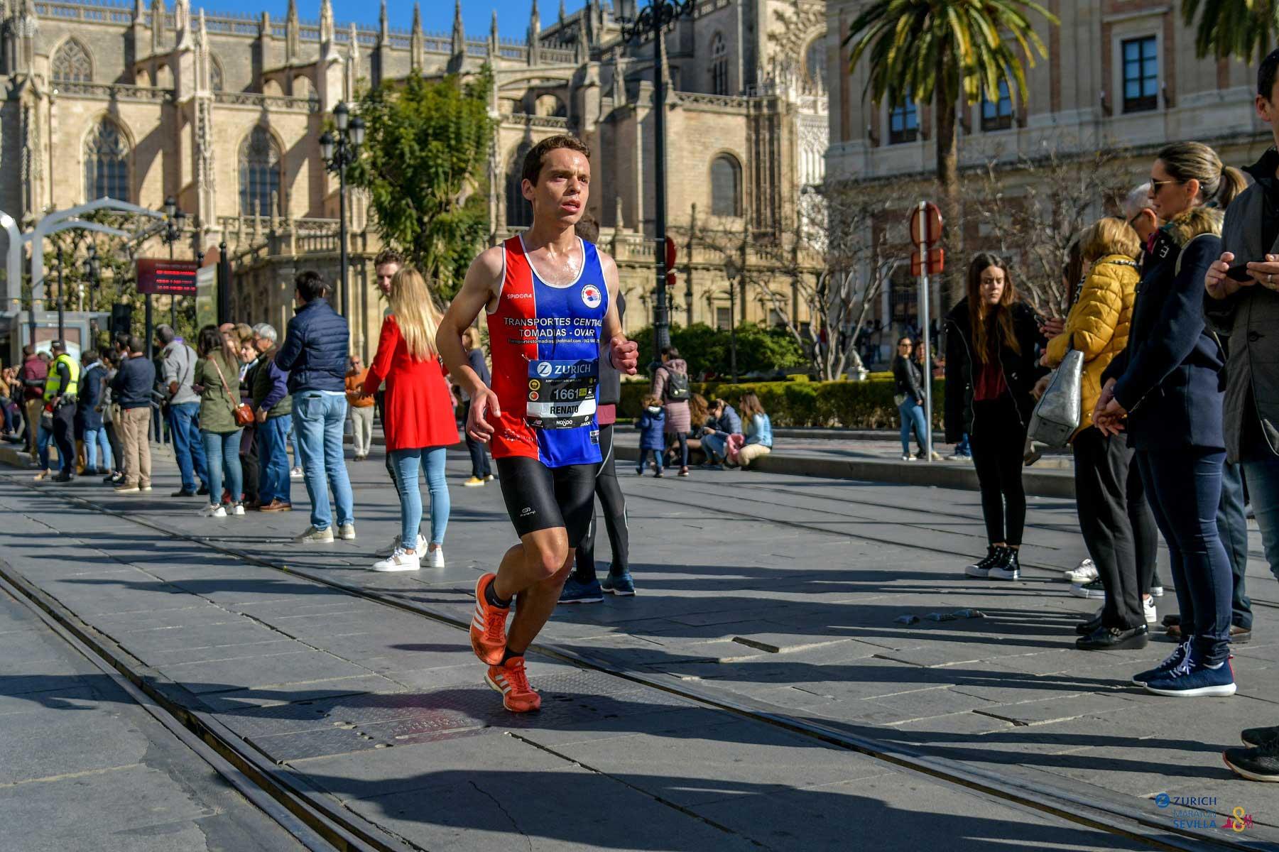Maratona de Sevilha - Info Prova