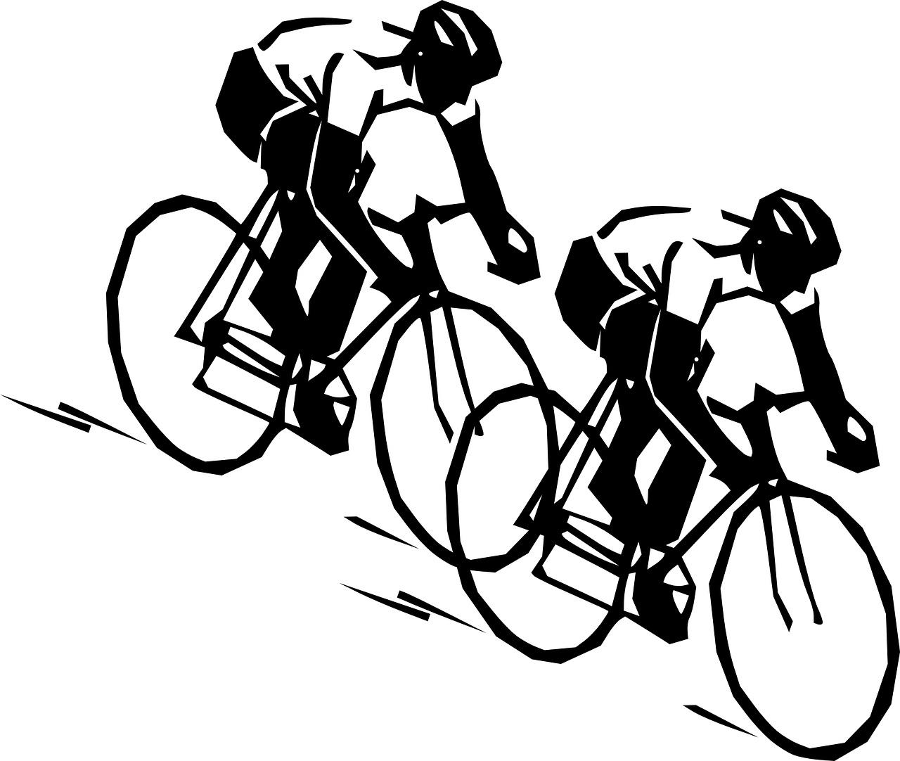 Primoz Roglic & Tadej Pogacar - Tour de France 2020