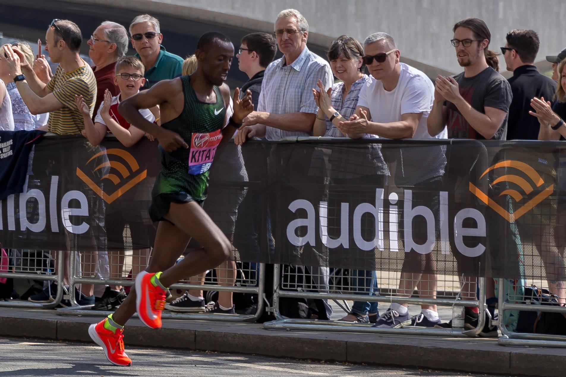 Shura Kitata - Vencedor Maratona de Londres 2020