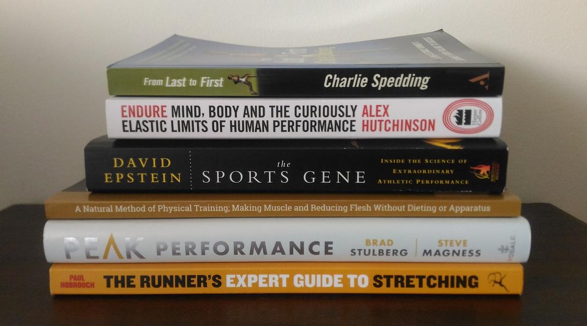 Livros sobre Desporto que li em 2020 - Parte 2