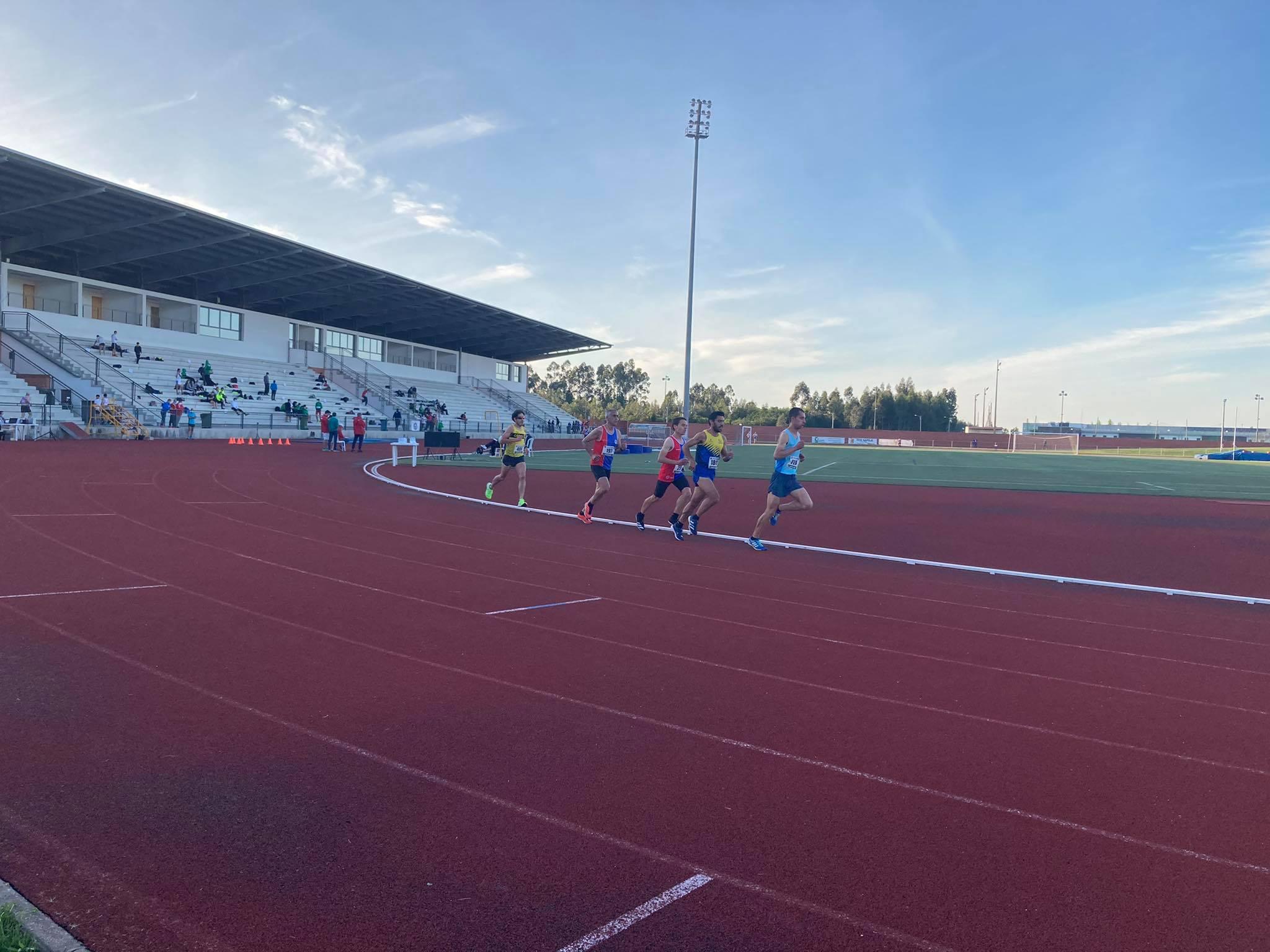 correr 10 000 metros na pista - Torneio Primavera Vagos 2021