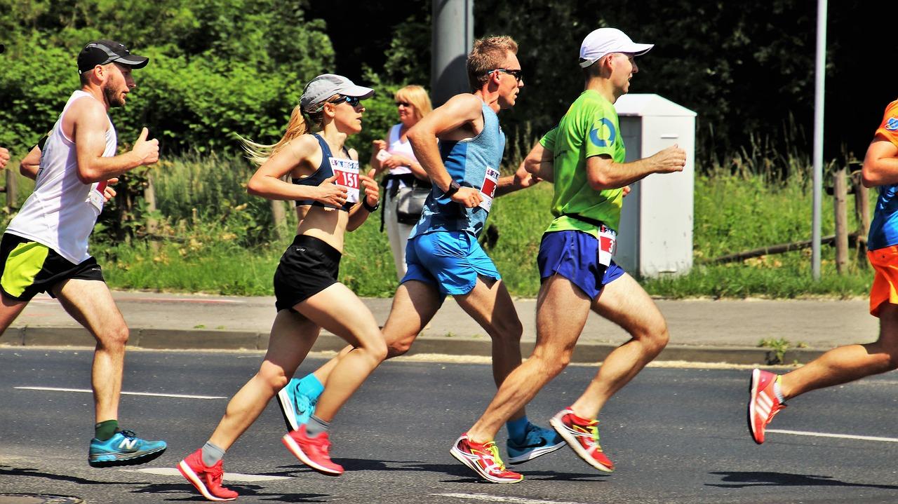 Efeitos secundários de correr em negative split